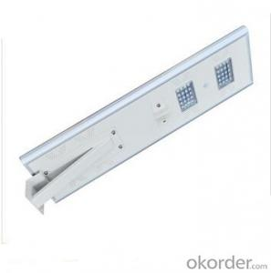 Solar Street Light C-20W and Save Energy-2015 New Products