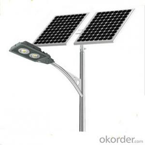 Solar Street Light C-80w and Save Energy-2015 New Products