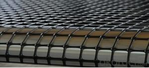 Fiberglass Geogrid Manufactuer for Road Construction Use