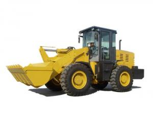 Mini Wheel Loader YN 715 1.5 tons  0.8cbm bucket capacity