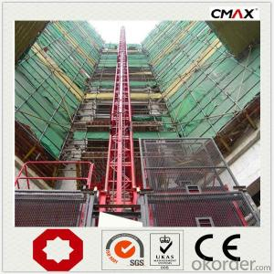 Construction Hoist  SCD300 Material Elevator