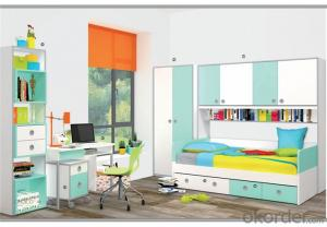 Children Bedroom Kids Furniture Set of Colorful Style
