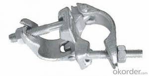 Girder Coupler for Scaffolding and Formwork System