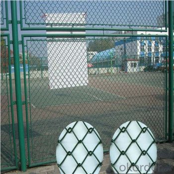 Chain Link Wire Mesh Fence High Quality Factory Direct Made in China