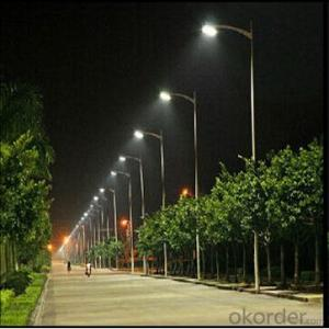 Solar Street Light C12w-40w and Save Energy-2015 New Products