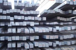 Hot Rolled Steel Square Bar with the Size 120mm