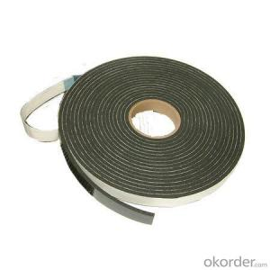 Heat Preservation Solvent Based Acrylic PE  Foam Tape