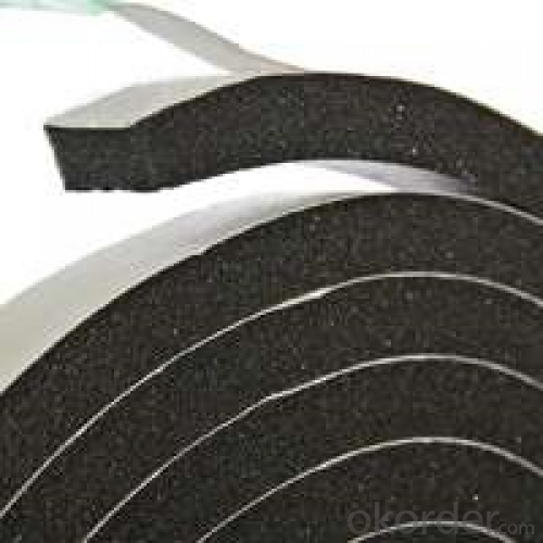 Double Sided Solvent Based Acrylic PE  Foam Tape