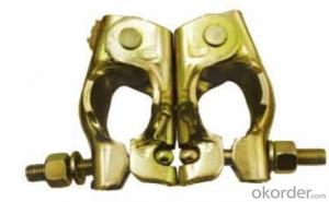 Swivel Coupler American Type  for Scaffolding and Formwork System