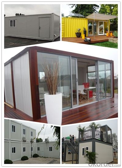 Container House Mining Camp Temporary Buildings Modular House Quick Assembly Shop House