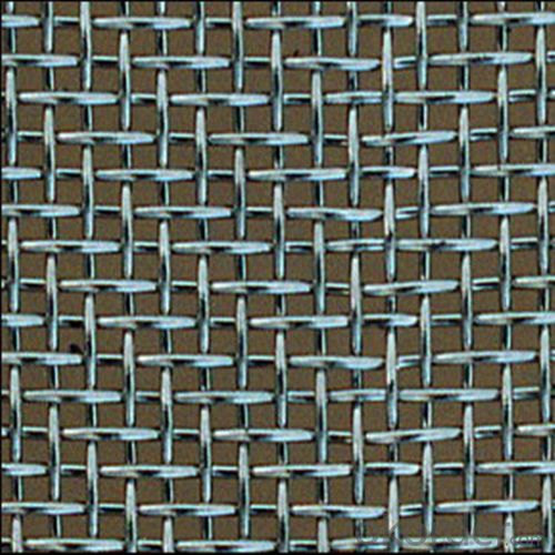 Crimped Wire Mesh/Crimped Weave Wire Mesh