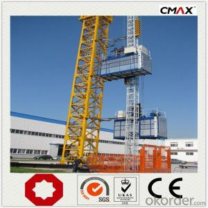Building Lifter SCD250/250 Chinese Manufacturer