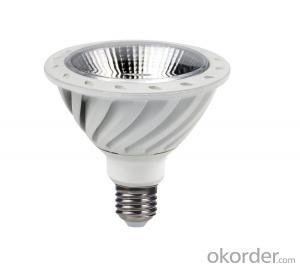 LED Bulb Light E27 3000k-4000K-5000K-6500k PAR36 9W 800 Lumen Non Dimmable