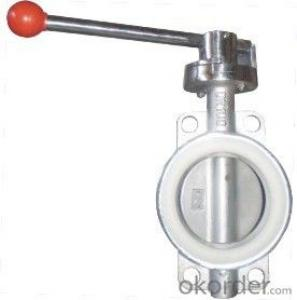 Butterfly Valve Cheap Price Water from China Manufacturers
