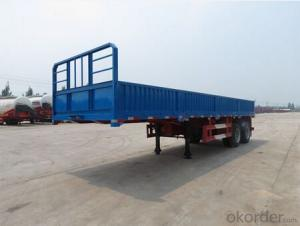 CMAX Smart  Semi Trailer with Good Quality