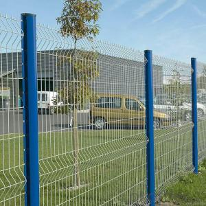 Residential Pvc Coated Wire Mesh  Fencing