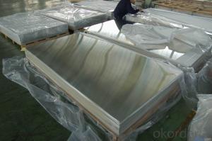 Aluminium Plain Sheet for Construction and Curtain Wall