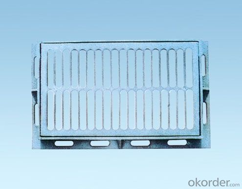 Grating DI Hot Dip Galvanized Steel Grating