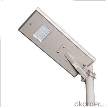 Solar Street  Light 80W 18V Save Energy-2015 New Products