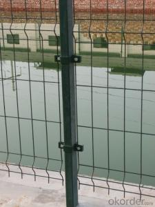 Residential Subdistricts Wire  Mesh Fencing