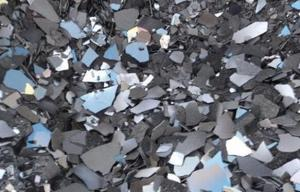 Electrolytic Manganese Metal Flake Delivery from Songtao