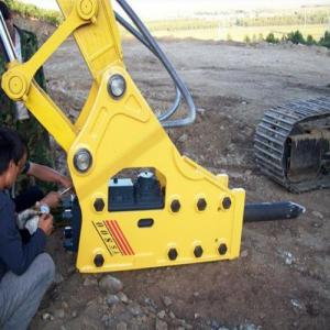 Excavator Hydraulic Breaker for Demolition 5 Tons to 45 Tons