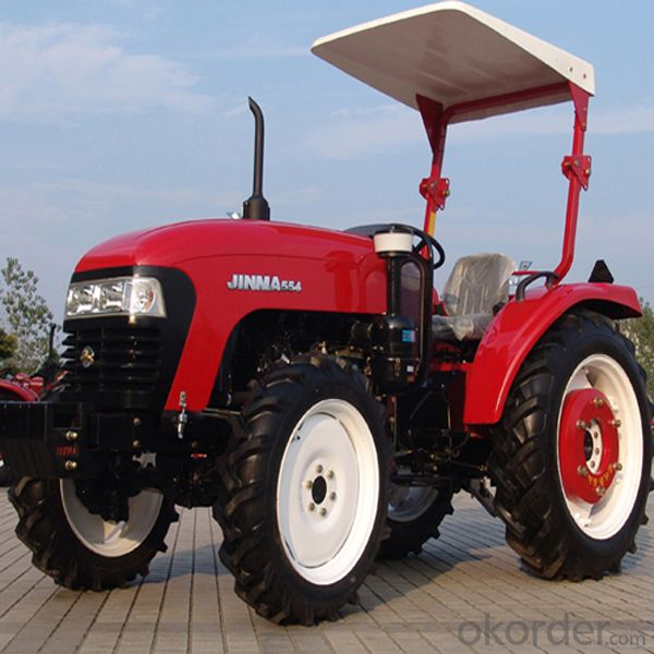 Agricultural Tractor JINMA-554 Best Seller