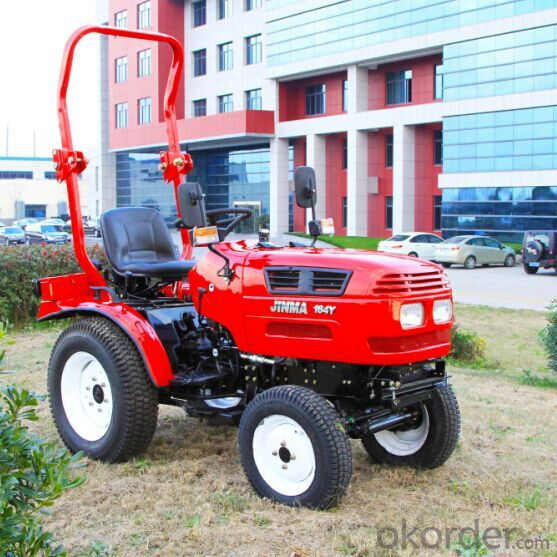 Agricultural Tractor JINMA-164Y Best Seller