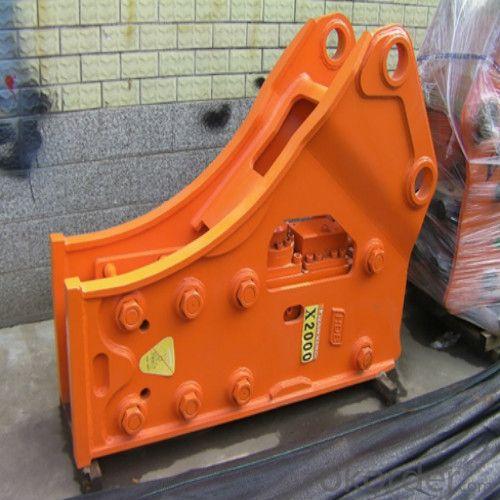 Excavator Rock Hammer / Hydraulic Breaker