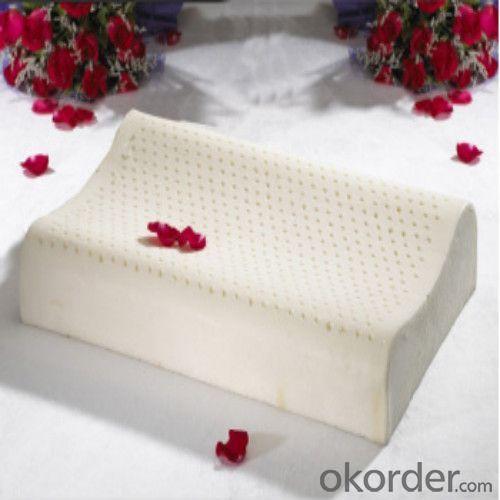 Kid Latex Foam Pillow Talalay Milk White