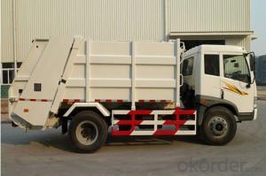 Garbage Truck 10m3 ISUZU 4X2 (QDZ5120ZYSC)