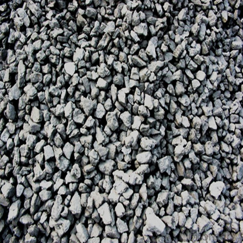 Metallurgical Coke of 30 to 80 mm