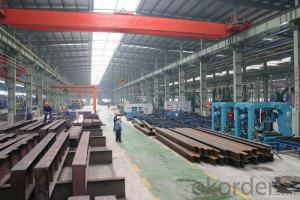 Prefabricated Steel Structure Industrial  Workshop