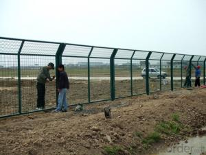 Boundry Use Security  Wire  Mesh   Fence