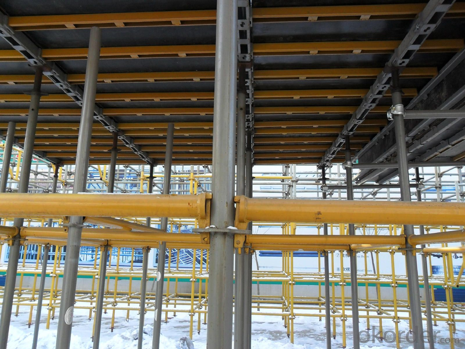 Timer Beam Formwork H20 with Level Structure Support System in China
