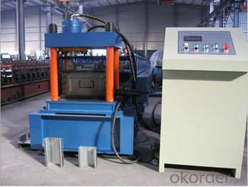 oor Decking Production Line, Metal Decking Making Machine