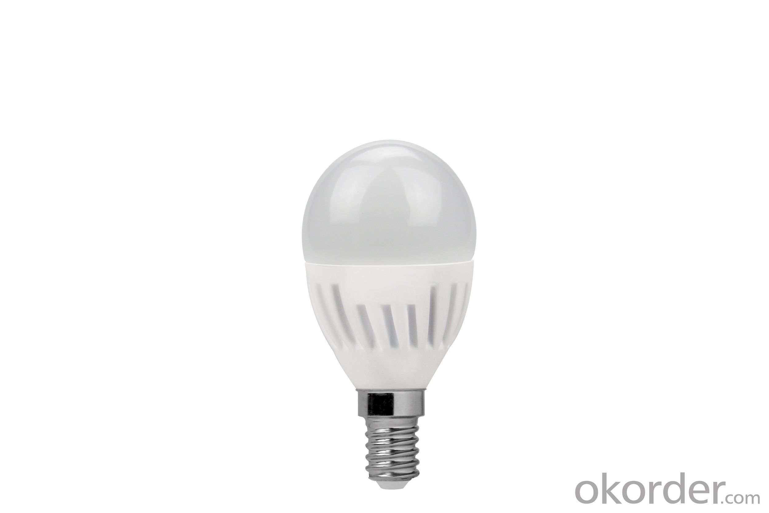 LED Bulb Light E14 P45 9W 800 Lumen Non Dimmable