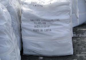 Calcined Petroleum Coke Used as Carbon Injection