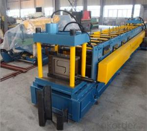Steel Z Purlin Forming Machine for Sale