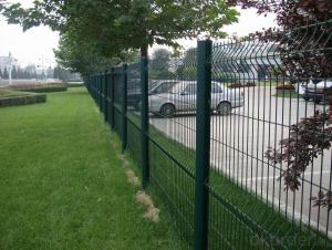 50x70cm   Peach  Post Wire Mesh  Fencing