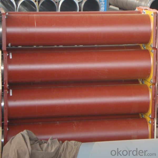 PUMPING CYLINDER(SANY ) I.D.:DN195  CR. THICKNESS :0.25MM-0.3MM     LENGTH:1570MM