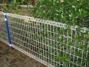 Double Loop Welded  Wire  Mesh  Fencing