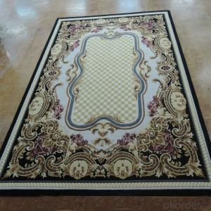 New Zealand Wool Rug Hand Tufted  for Luxury Hotel Room