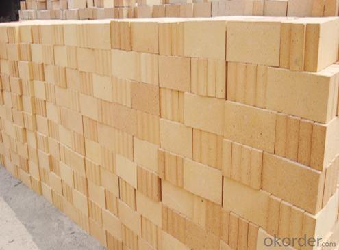 Clay and High Alumina Refractory Mortars for Bricks