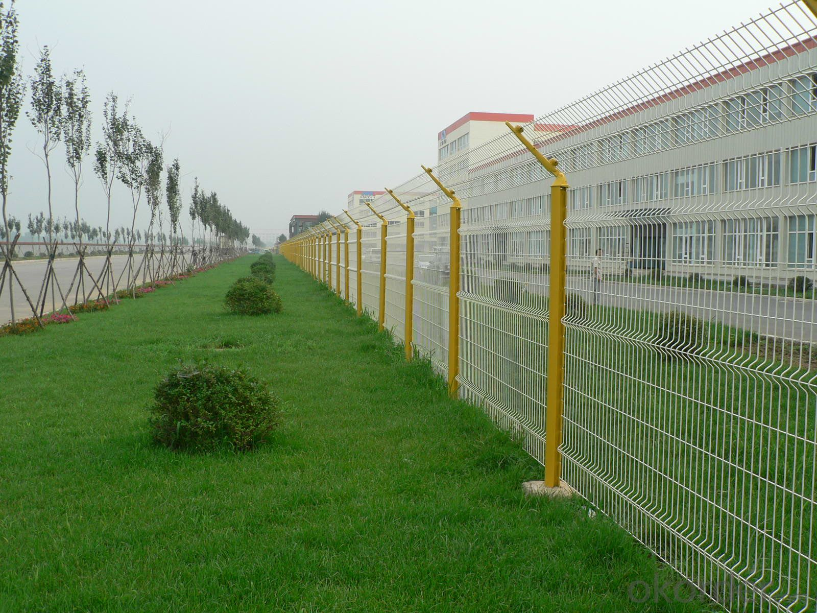 Airport High Security Wire Mesh  Fencing