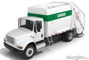Garbage Truck 6m3 ISUZU 4X2 (QDZ5070ZYSI)