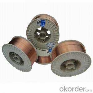 Welding Wire  with AWS A5.18 ER 70S-6 Welding Wire High Quality