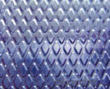 Aluminum 5 Bars Plate/Tearplate of Good quality in Hot Sale!