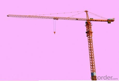 Tower Crane Model of TC7030 With Jib 70M and 3.0Ton Tip Load  Hammer Head