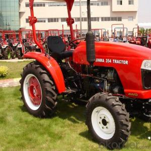 Agricultural Tracktor JINMA-354 Best Seller